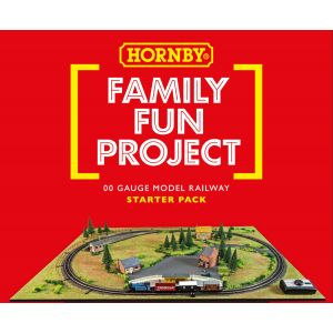 R1265 Hornby OO Gauge Family Fun Project Starter Pack