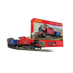 R1270M Hornby OO Gauge (1:76 Scale) Valley Drifter Train Set