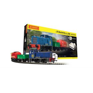 R1271M Hornby OO Gauge (1:76 Scale) iTraveller 6000 Train Set