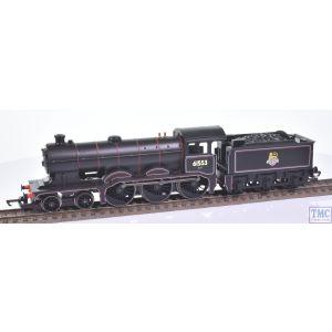 R2102B Hornby OO Gauge BR 4-6-0 Class B12/3 no.61553 BR Black E/Emb (Mint)(Pre-owned)