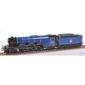 R2201 Hornby OO Gauge Class A3 Robert the Devil 60110 BR Blue E/Emb (Tender Drive) Crew & Glossed by TMC (Pre-owned)