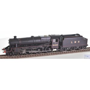 R3857 Hornby OO Gauge LMS Princess Coronation Class 4-6-2 6220 'Coronation' - Era 3