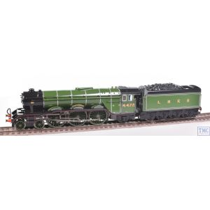 R2261 Hornby OO Gauge 4-6-2 Class A3 Flying Scotsman 4472 Pegler Edition LNER Green Footplate Crew & Glossed by TMC (Pre-owned)