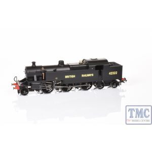 R2398 Hornby OO Scale BR Fowler 2-6-4T Class 4P '42322' (Pre owned)