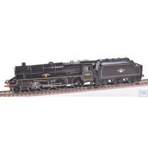 R2555 Hornby OO Gauge 4-6-0 Black 5 45156 Ayrshire Yeomanry BR L/Crest Crew Coal Renumbered & High Gloss Finish by TMC (Pre-owne