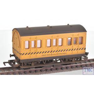 R296 Hornby OO Gauge Track Cleaning Coach - Era 6