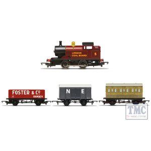 R30035 OO Gauge (1:76 Scale) Steam Engine Train Pack