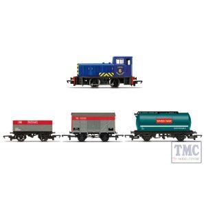 R30036 OO Gauge (1:76 Scale) Diesel Freight Train Pack