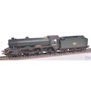 """R3003X Hornby HO/OO Gauge BR (Late) Class B17 """"Barnsley"""" - DCC Fitted"""