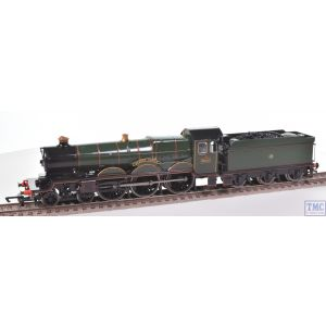 R3071M Hornby OO Gauge 4-6-0 Nunney Castle 5029 GWR Shirtbutton Crew Coal & Glossed by TMC (Pre-owned)