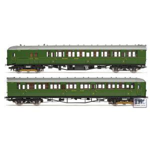 R3161 Hornby HO/OO Gauge SR 2-BIL 2 Car Emu Pack