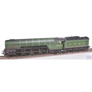 """R3171 Hornby OO Gauge Railroad LNER """"Cock 'O The North"""" Class P2"""