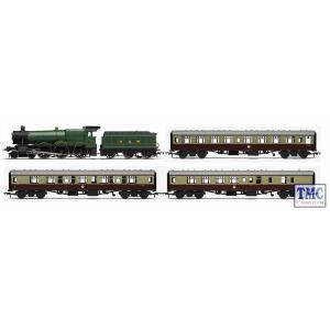 R3220 Hornby HO/OO Gauge Tyseley Connection 'Pitchford Hall (3 Mk1S) Train Pack