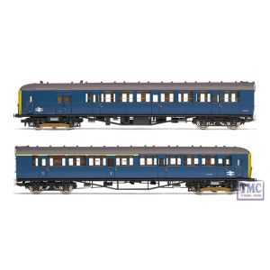 R3258 Hornby HO/OO Gauge BR 2-BIL (Blue)