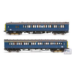R3259 Hornby HO/OO Gauge BR 2-BIL (Blue) NRM 2090