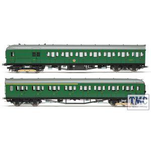 R3290A Hornby HO/OO Gauge BR 2-HAL (BR Green)