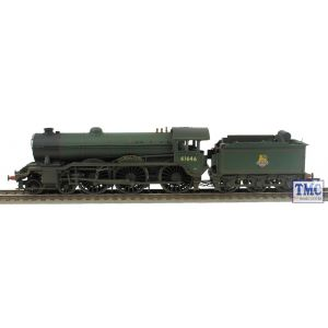 R3318 Hornby OO/HO Gauge BR 4-6-0 Gilwell Park 61646 B17/3 Class - Early BR Real Coal & Weathered by TMC