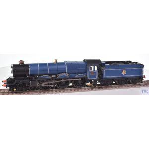 R3370TTS Hornby OO Gauge BR 4-6-0 'King Richard II' 6000 Class BR (Early) with TTS Sound