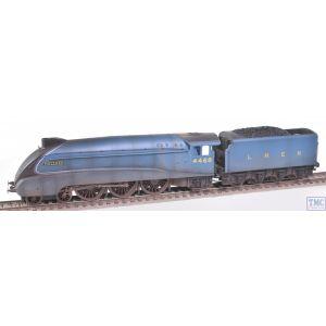 R3395TTS Hornby OO Gauge RailRoad LNER 4-6-2 'Mallard' A4 Class with TTS Sound