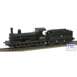 R3415 Hornby OO Gauge 0-6-0 J15 Class 65477 BR E/Emb Real Coal & Weathered by TMC