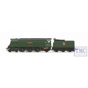 R3445 Hornby OO Gauge BR 4-6-2 'Camelford' '34032' West Country Class - BR Early - Air Smoothed