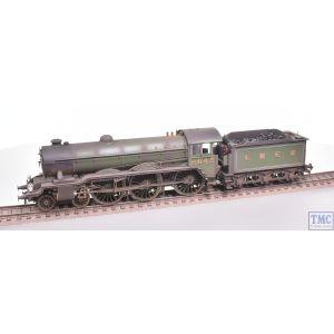 R3447 Hornby OO Gauge LNER 4-6-0 'Kilverstone Hall' B17 Class