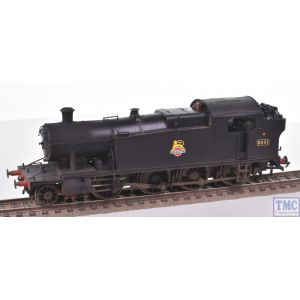R3463 Hornby OO Gauge 2-8-0T 52xx Class 5231 BR E/Emb Real Coal & Weathered by TMC