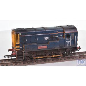 R3485 Hornby OO Gauge FGW Class 08 0-6-0 08644 Laira Diesel Depot: 50 Years 1962-2012 (Era 10) Extra Detail Weathering by TMC