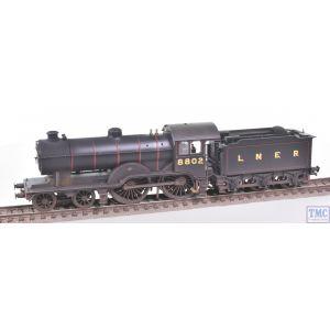 R3521 Hornby OO Gauge LNER 4-4-0 '8802' D16/3 Class