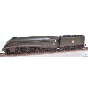 R3522 Hornby OO Gauge BR 4-6-2 'Miles Beevor' '60026' A4 Class Early BR