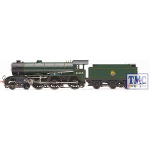 R3523 Hornby OO Gauge BR 4-6-0 'Leicester City' '61665' B17 Class Early BR