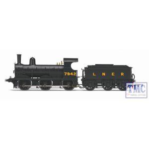 R3529 Hornby OO Scale LNER, J15 Class, 0-6-0, 65477 - Era 3