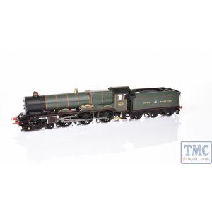 R3031 Hornby OO Gauge Class 4F 0-6-0 Fowler Tender 44331 BR Black L/Crest (Pre-owned)