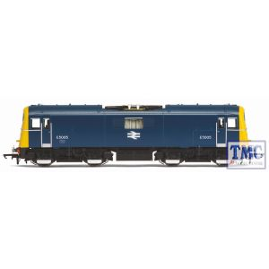 R3569 Hornby OO Gauge BR Class 71 'E5005' BR Blue (Pre-TOPS)
