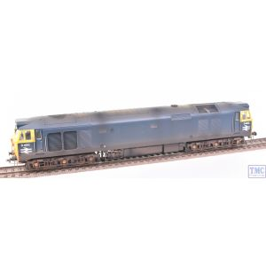 R3571 Hornby OO Gauge BR Class 50 Co-Co D400 (Era 6) Weathered by TMC