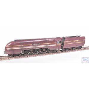 R3639 Hornby OO Gauge LMS Princess Coronation Class 4-6-2 6244 King George VI (Era 3) Real Coal & Weathered by TMC