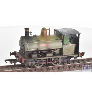 R3640 Hornby OO Gauge Willans and Robinson Peckett W4 '882' 'Niclausse'