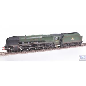 R3642 Hornby OO Gauge BR Princess Coronation Class 4-6-2 46232 Duchess of Montrose (Era 4) Real Coal & Weathered by TMC