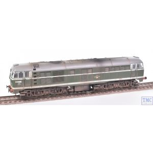 R3661 Hornby OO Gauge BR Class 31 A1A-A1A Diesel D5509 (Era 6) with Extra Detail Weathering by TMC