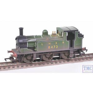 R3668 Hornby OO Gauge Railroad LNER Class J83 0-6-0T 8482 (Era 3) Real Coal & Weathered by TMC
