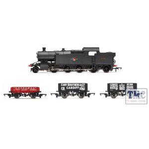 R3670 Hornby OO Gauge Class 72xx Freight Pack - Era 5 Train Pack