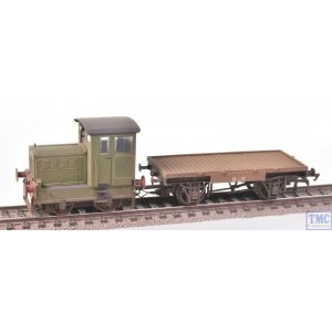 R3704 Hornby OO Gauge Ruston & Hornsby Ltd R&H 48DS 0-4-0 No. 269595 - Era 4