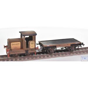 R3707 Hornby OO Gauge Longmorn Distillery