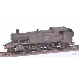 R3723 Hornby OO Gauge BR Class 61xx 'Large Prairie' 2-6-2T 6145 - Era 4