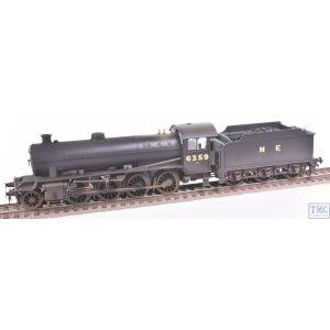 R3729 Hornby OO Gauge LNER Class O1 2-8-0 6359 - Era 3