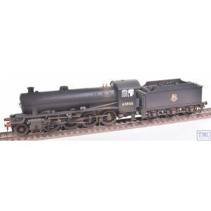 R3730 Hornby OO Gauge BR Class O1 2-8-0 63806 - Era 4