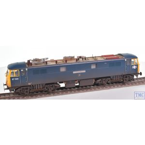 R3739 Hornby OO Gauge BR Class 87 Bo-Bo 87001 (dual named) 'Royal Scot' and 'Stephenson' - Era 11