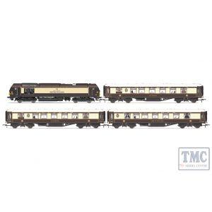 R3750 Hornby OO Gauge Train Packs Belmond 'British Pullman' Train Pack - Era 11