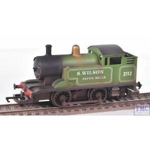 R3752 Hornby OO Gauge Railroad S. Wilson Paper Mills
