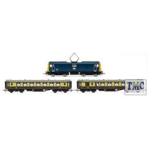 R3791 Hornby OO Gauge Sovereign Pullman Days Train Pack